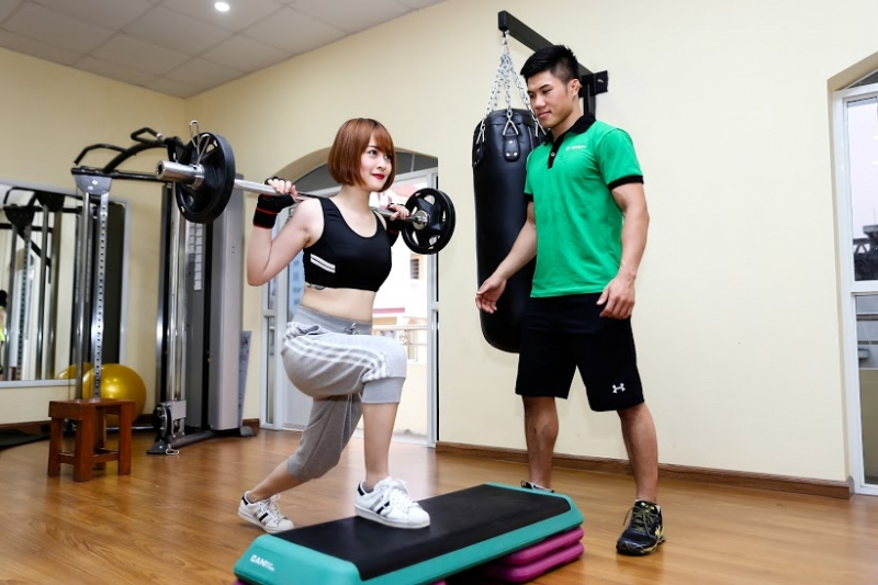 Chung Thảo Gym & Fitness
