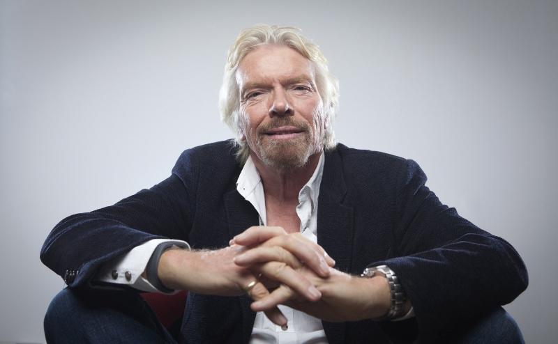 Richard Branson - Nhà đầu tư, nhà kinh doanh và nhà từ thiện người Anh