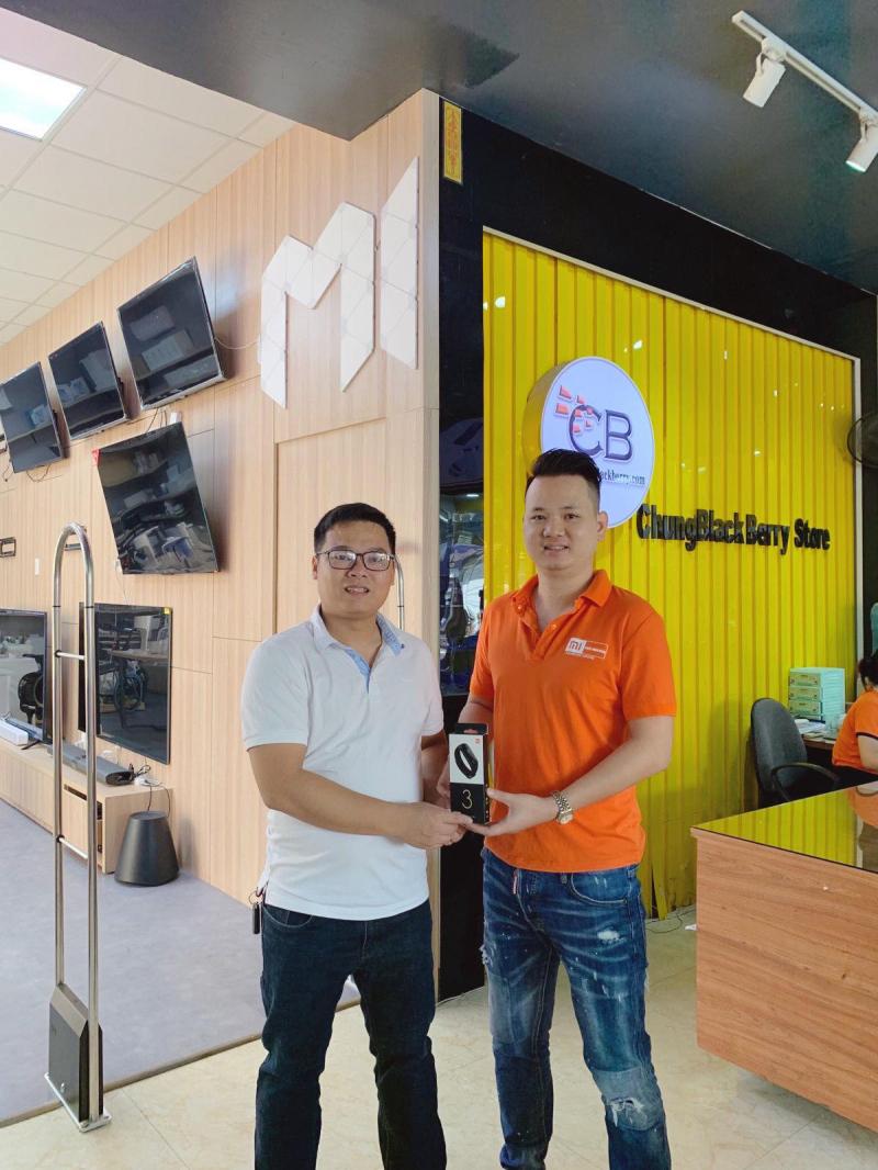 ChungBlackBerry Store - Điện Thoại iPhone, SamSung, Xiaomi Thái Nguyên
