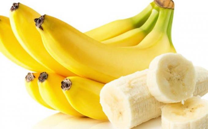 Chuối là thực phẩm chứa mangan cần thiết cho cơ thể
