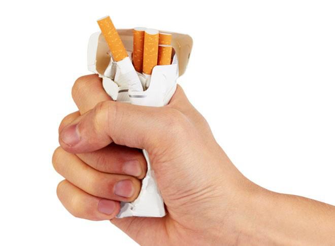Chuối có thể giúp chúng ta cai nghiện hút thuốc lá