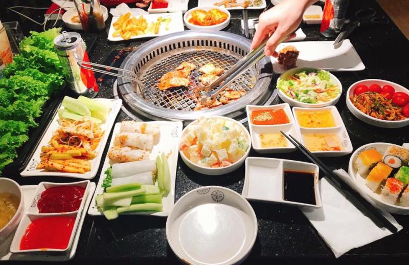 King BBQ – Vua nướng Hàn Quốc