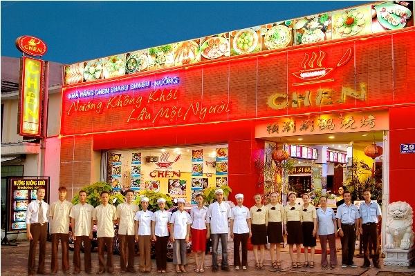 Chuỗi nhà hàng Chen