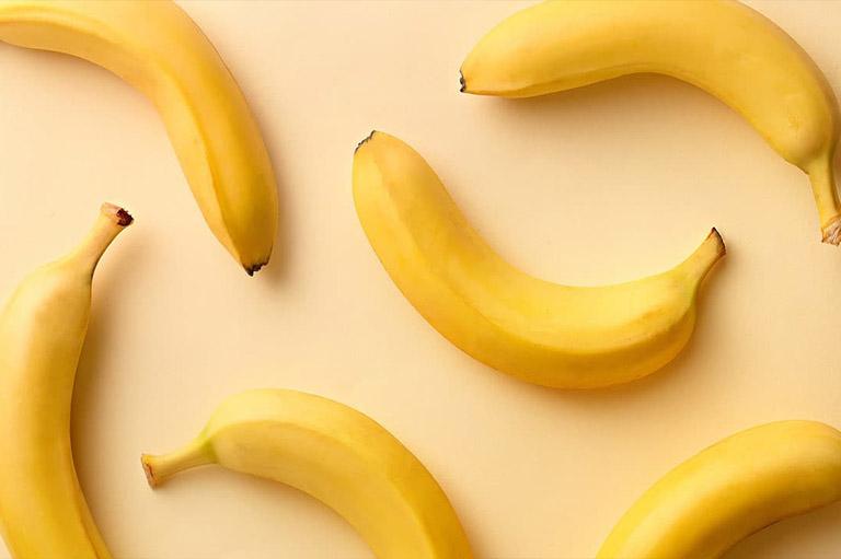 Chuối là thực phẩm hàng đầu tốt cho hệ tiêu hóa