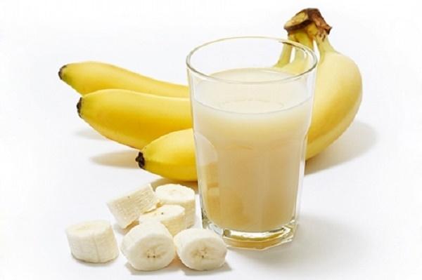 Chuối và sữa