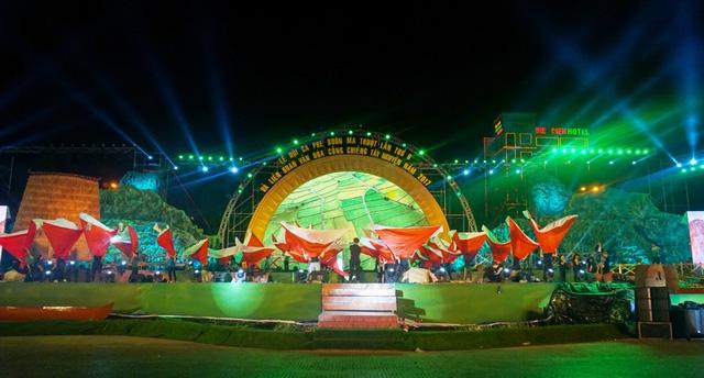 Khai mạc đặc sắc cho Festival cafe 2017