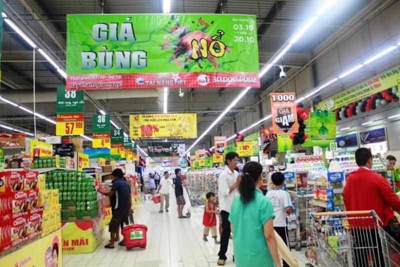 Chương trình khuyến mãi 20/10 của hệ thống siêu thị Big C