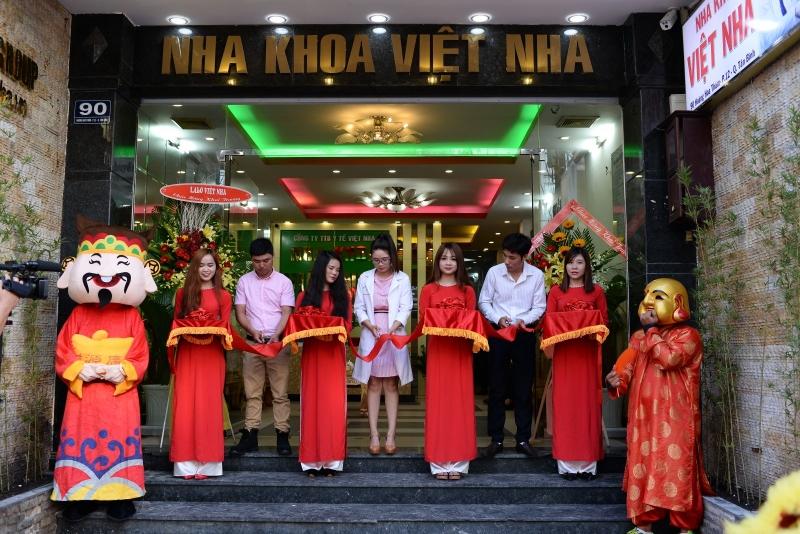 Chương trình khuyến mãi 30/4 - 1/5/2017 của hệ thống Nha khoa Việt Nha