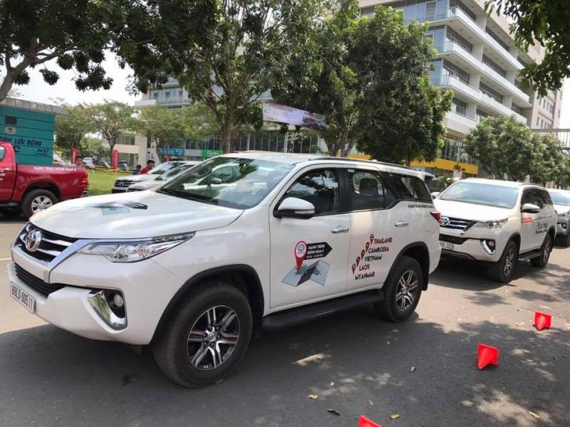 Chương trình khuyến mãi nhân dịp 30/4 của Toyota Hùng Vương