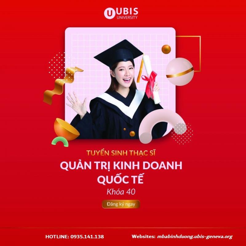 Chương trình MBA online của Trường UBIS Thụy Sĩ