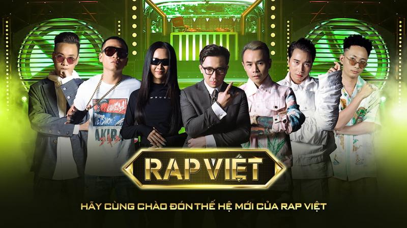 Là một chương trình mới nhưng Rap Việt đang chứng minh sức hút của riêng mình