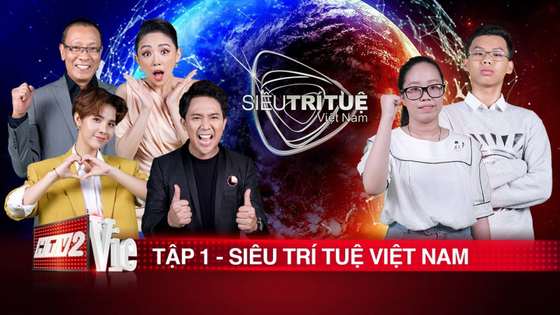Đây là một trong những gameshow trí tuệ hot nhất Việt Nam hiện nay