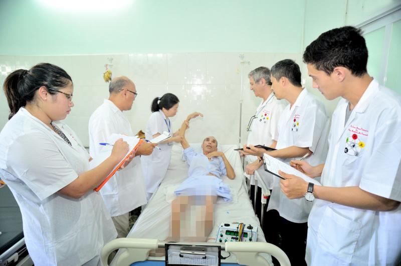 Chương trình y tế du lịch MANAM