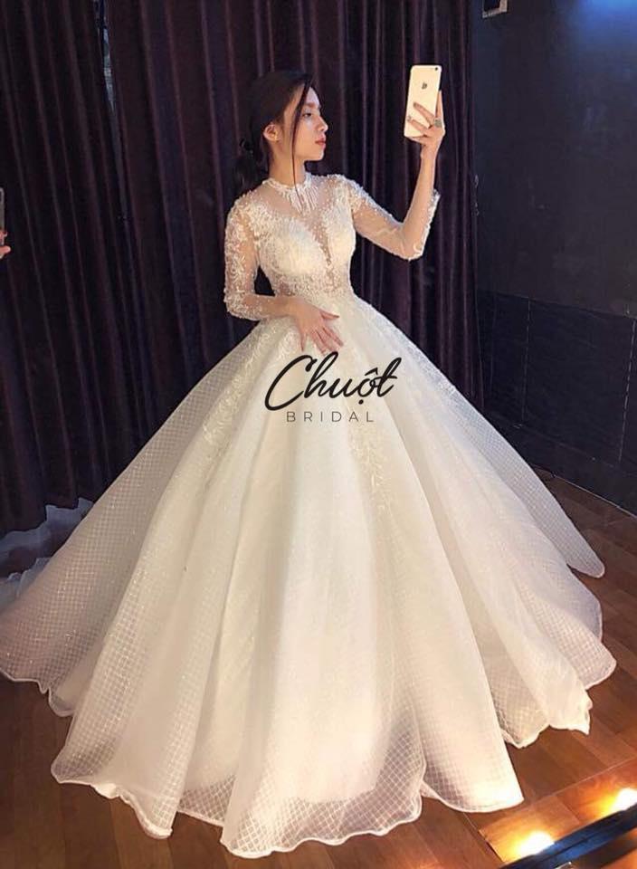 Top 7 Địa chỉ cho thuê váy cưới đẹp nhất Quy Nhơn