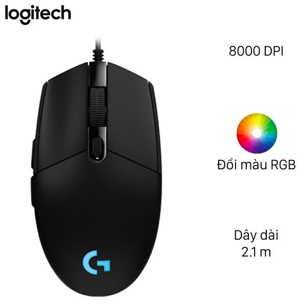 Chuột chơi game Logitech G102