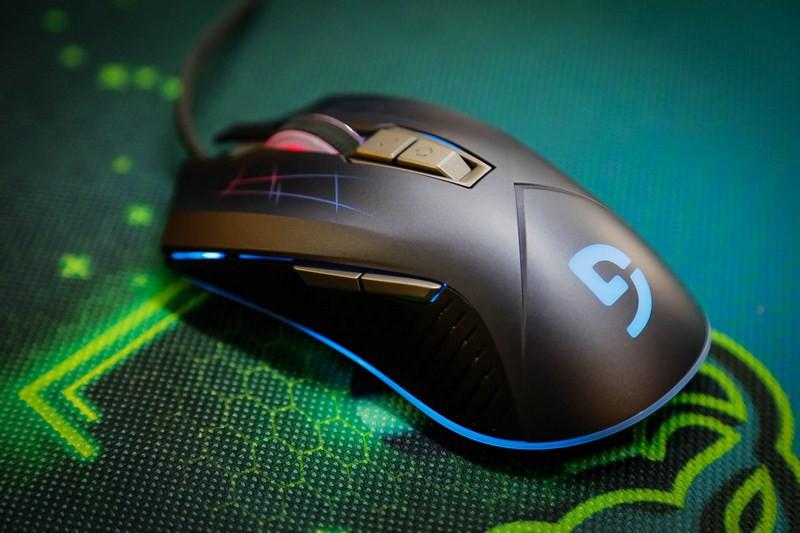 Chuột gaming Fuhlen G90