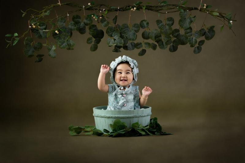 Chụp Ảnh Baby - Phạm Hoàng Kids