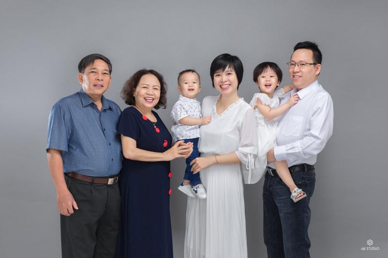 Chụp Ảnh Baby Quy Nhơn - AK Studio