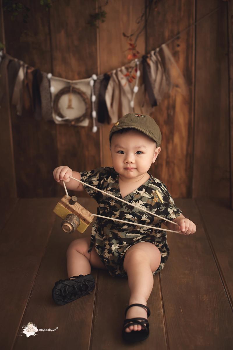 Chụp Ảnh Bé Sơ Sinh Tại Nhà - Amy's Baby
