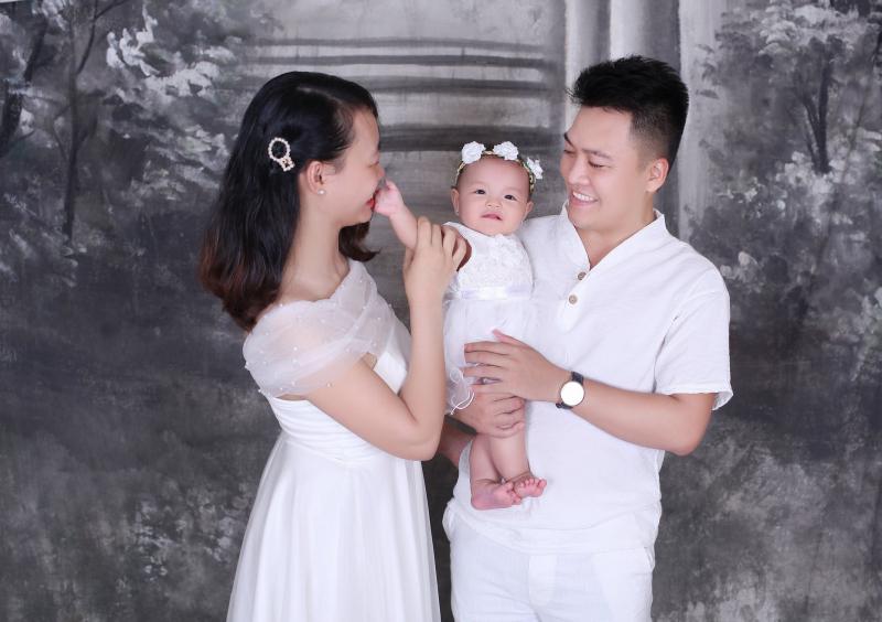 Chụp Ảnh Cho Bé Baby Mom Studio