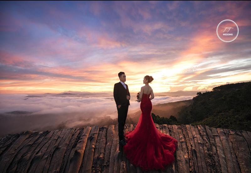 Chụp Ảnh Cưới Đà Lạt - TT Wedding