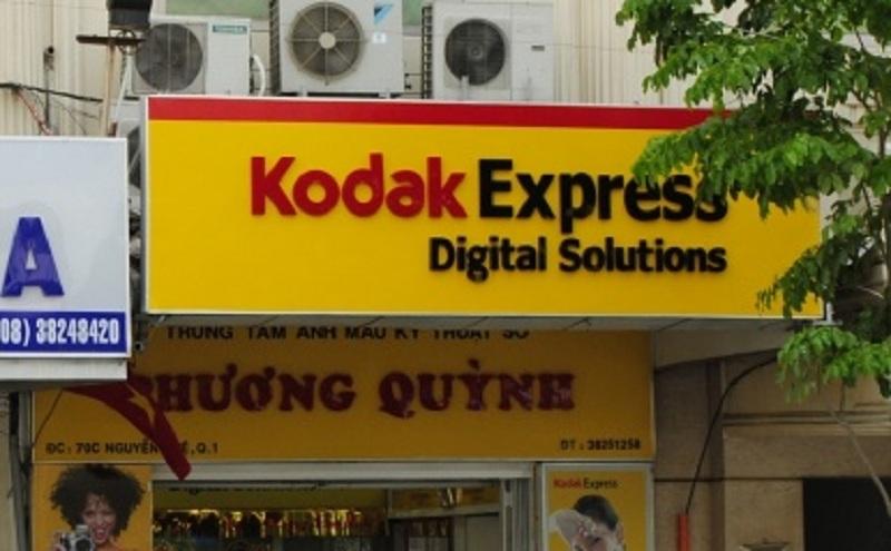 Chụp Hình Kodak Express Phương Quỳnh