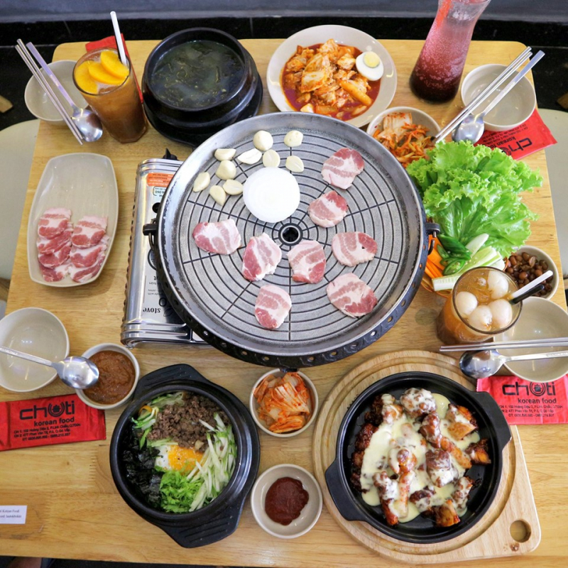 Chuti Korean Food