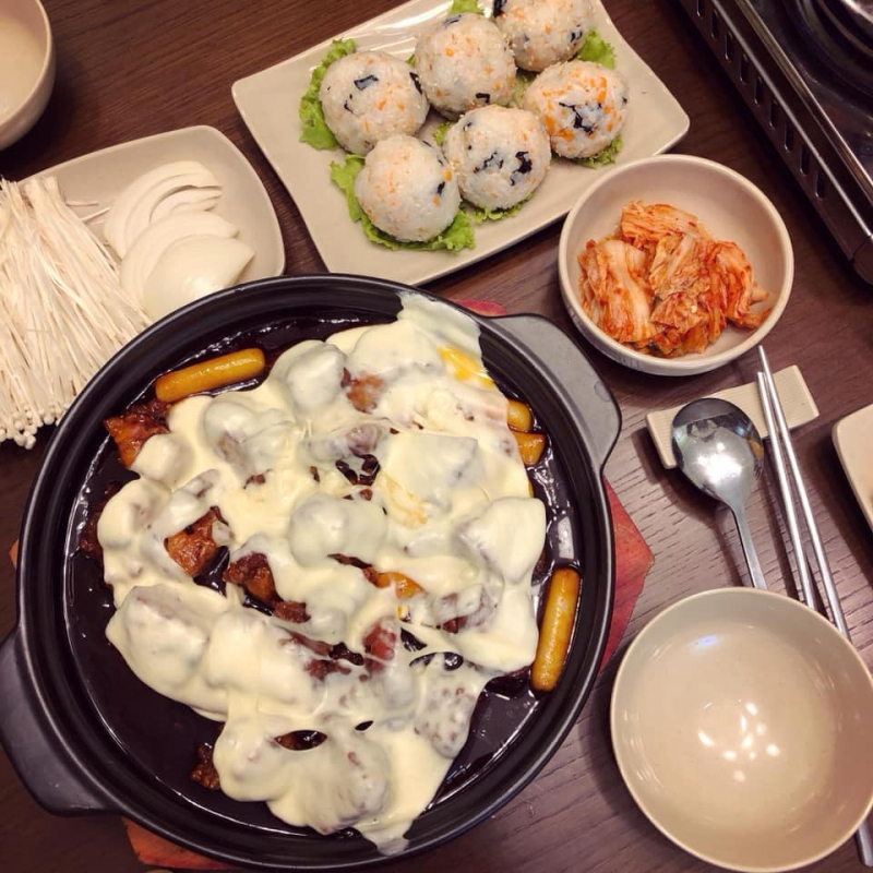Chuti Korean Food