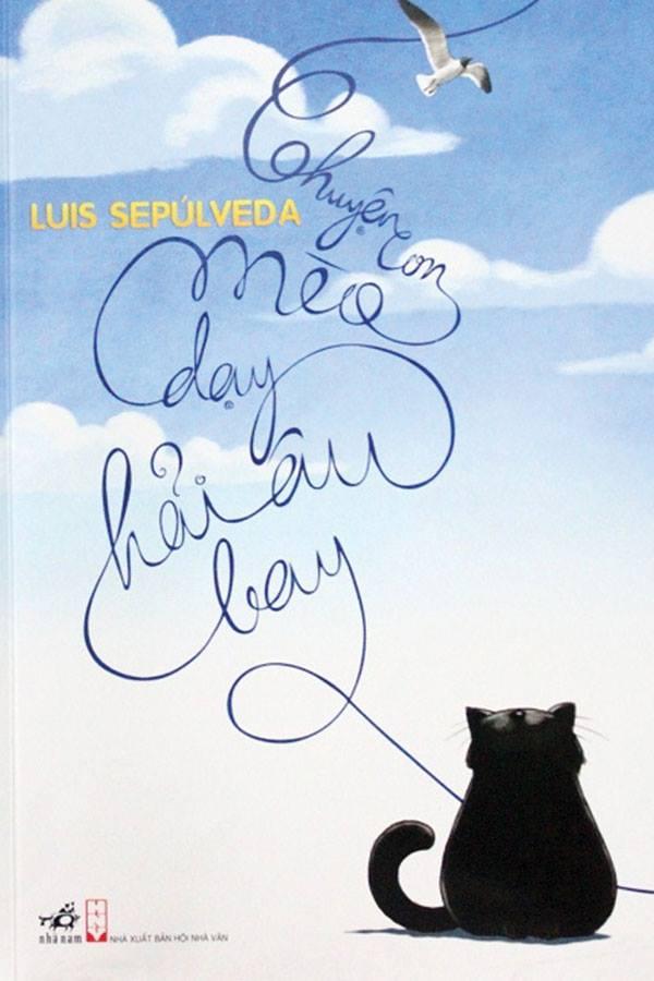 Cuốn sách Chuyện con mèo dạy hải âu bay
