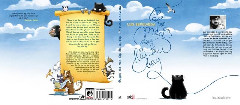 Chuyện con mèo dạy hải âu bay - Luis Sepulveda