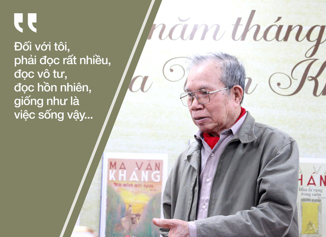 Tác giả Ma Văn Kháng