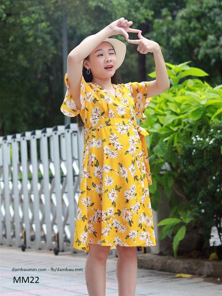Chuyên đầm bầu Đà Nẵng - MamaStore
