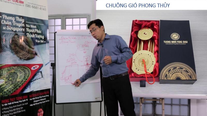 Chuyên gia phong thủy Master Nguyễn Thành Phương