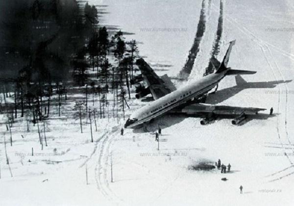 Chiếc máy bay Thụy Điển bị Xô Viết bắn rơi vào thứ 6 ngày 13 tháng 6 năm 1952