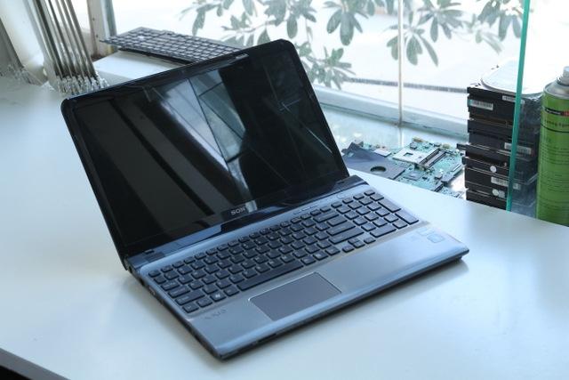 Chuyên laptop cũ