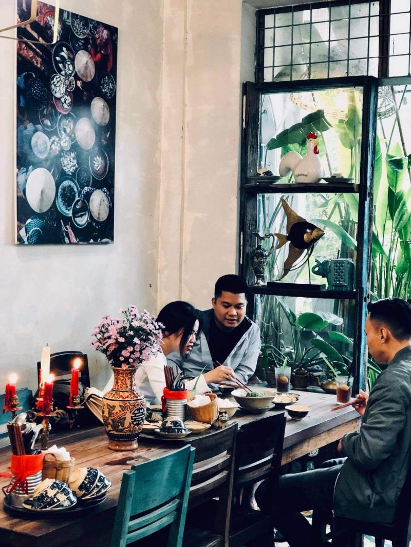 Chuyện Nàng Dâu - Vietnamese Restaurant