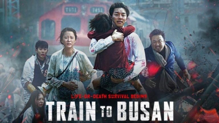 Poster phim Chuyến tàu Busan