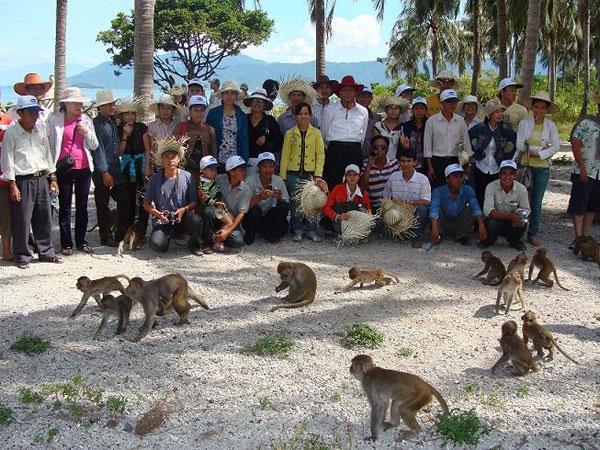 Trên Đảo Khỉ
