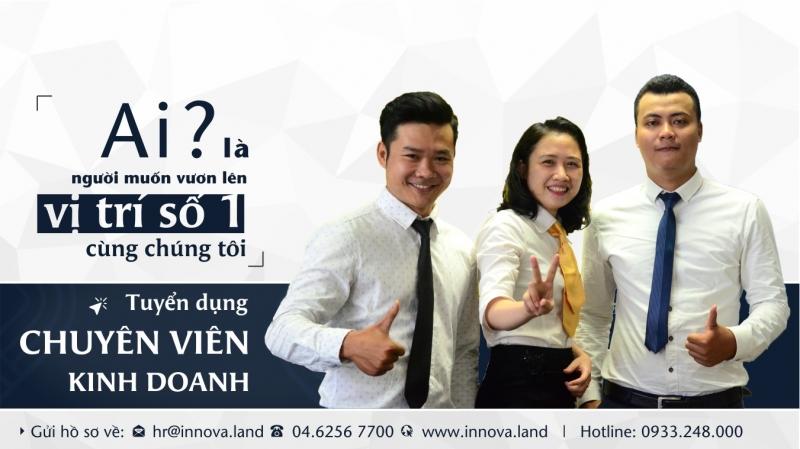 Chuyên viên Content Marketing - Công ty TNHH Innova Vietnam