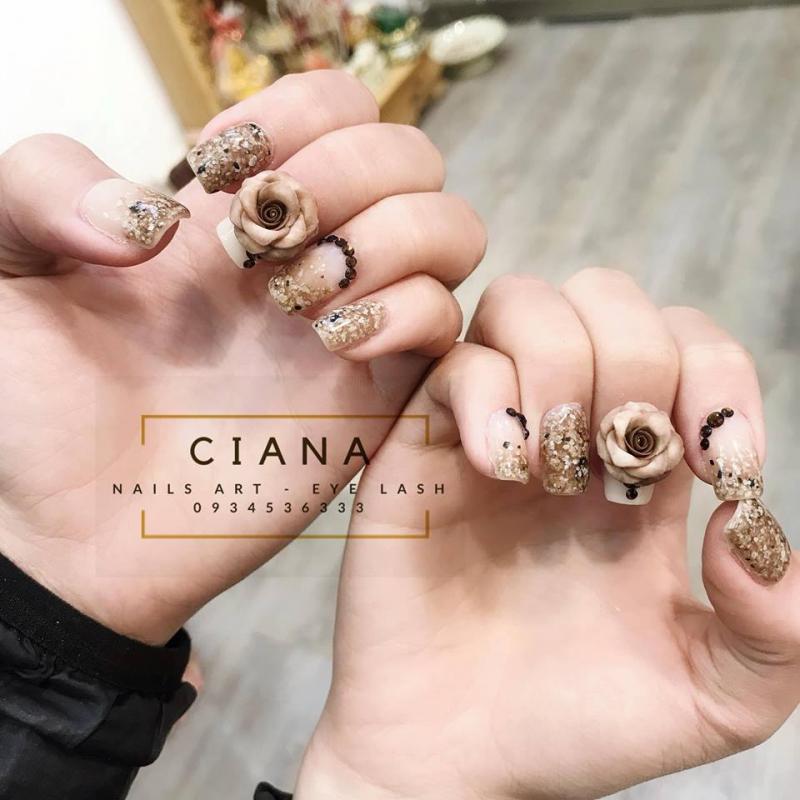CIANA Nails Art - EyeLash