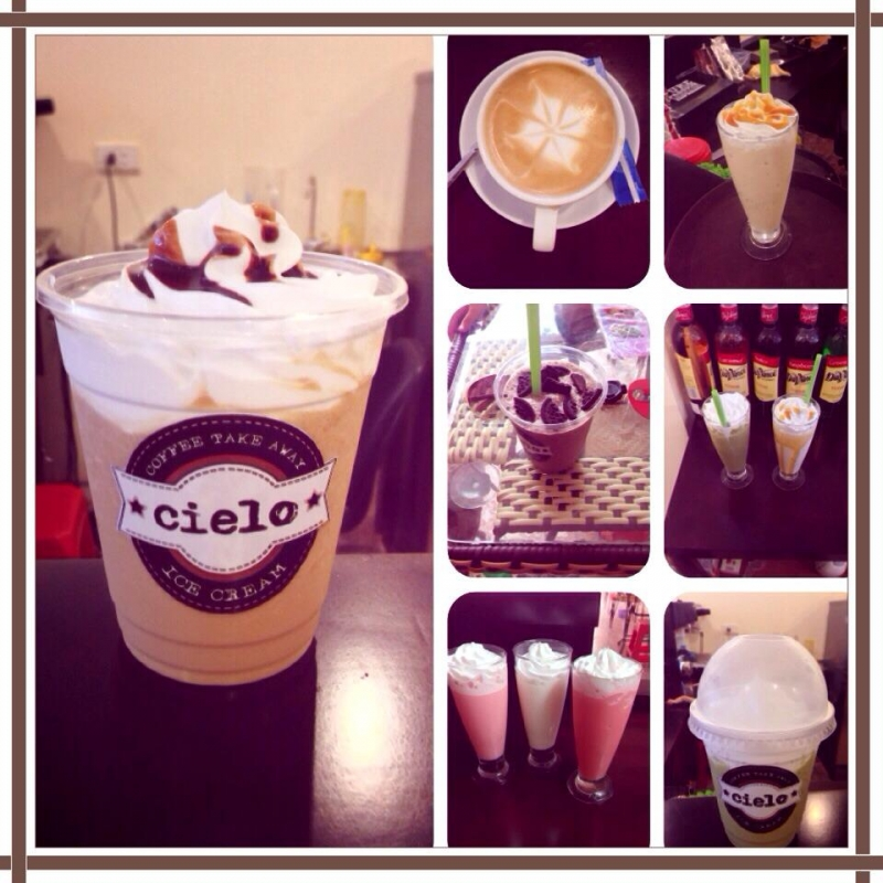 Cielo coffee & ice cream