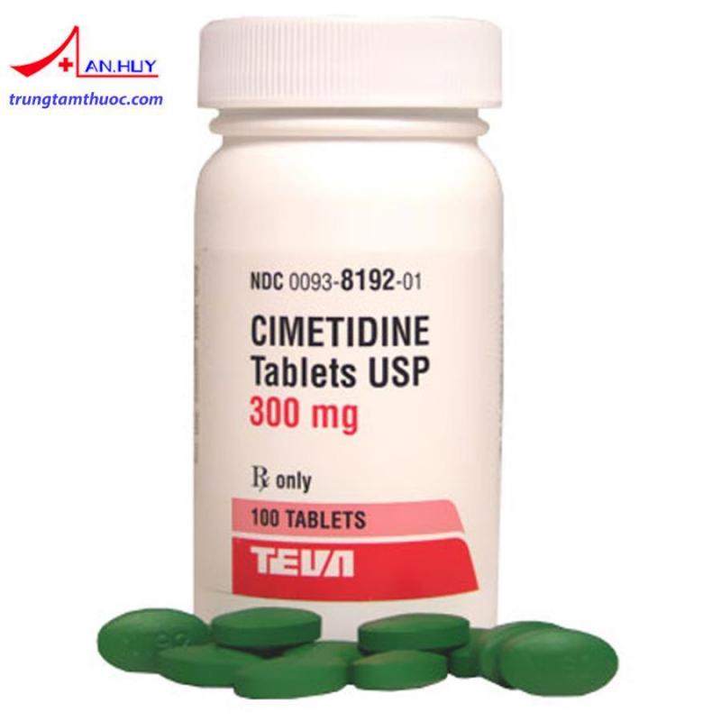 Sản phẩm Cimetidin