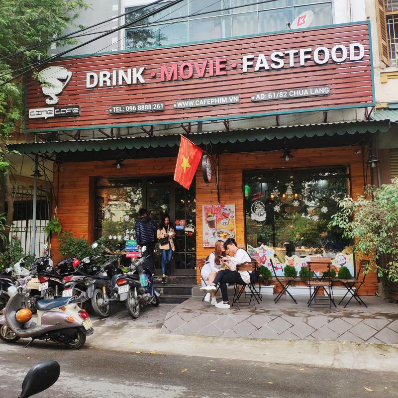 Cafe phim