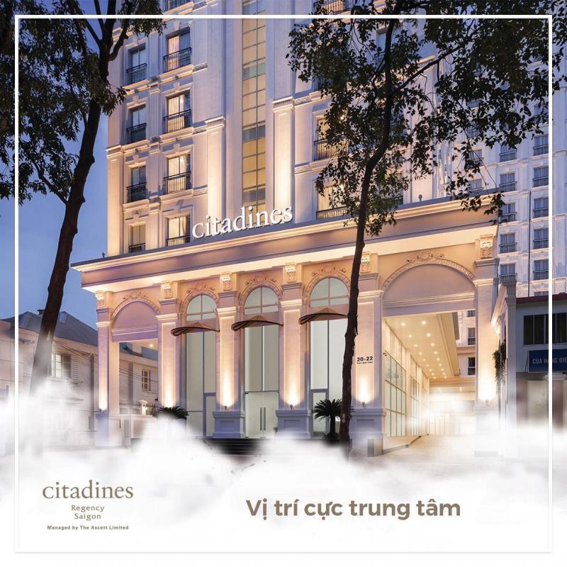 Citadines Regency Saigon