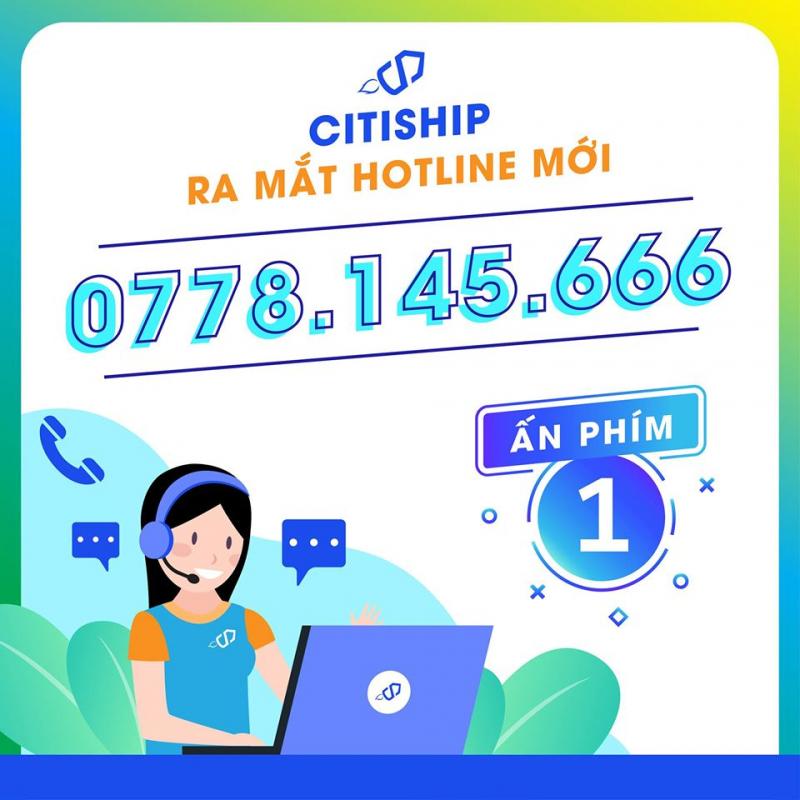 Citiship - Shipper Cần Thơ