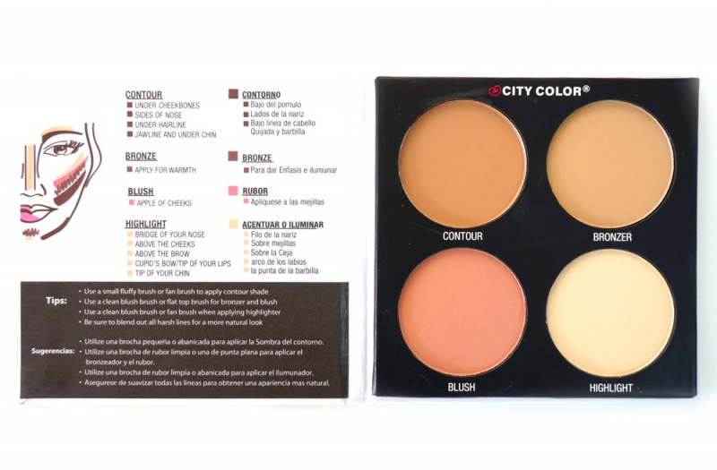 CityColor Contour and Define