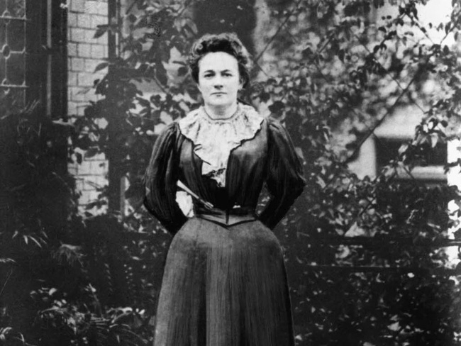 Bà Clara Zetkin