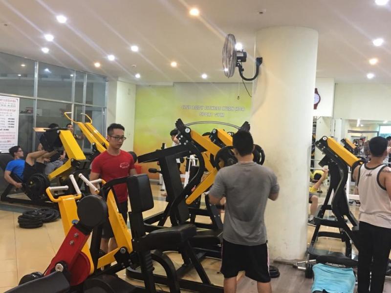 CLB Body Fitness Xuân Hòa