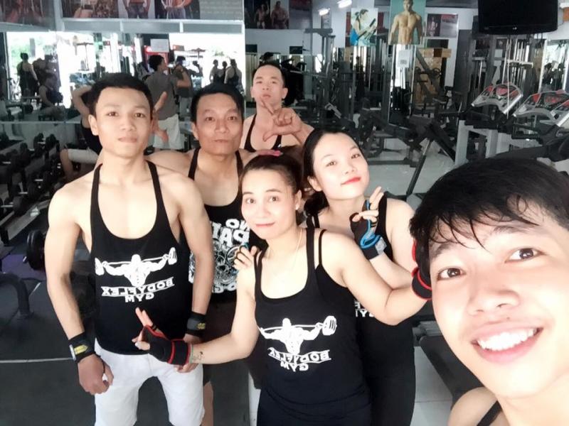 CLB Gym Nam Nữ BOSS Club