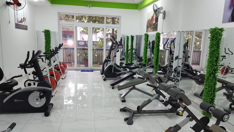 CLB Gym New Life